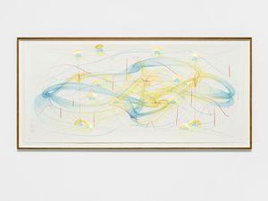 Opus 119, Nr. 4/ Andante Cantabile by Jorinde Voigt contemporary artwork
