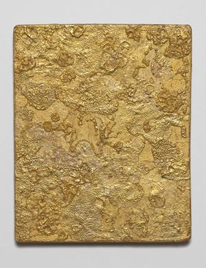 Untitled Monogold (MG 47) by Yves Klein contemporary artwork