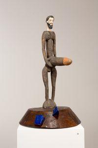 salad bowl #1 by Del Kathryn Barton contemporary artwork sculpture