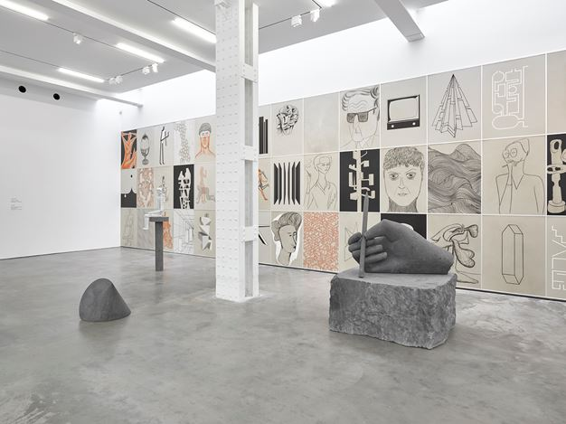 Exhibition view: Pedro Reyes, Lisson Gallery, New York (28 February – 15 April 2017). Courtesy Lisson Gallery, New York.