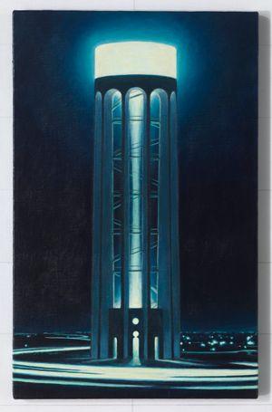 Skyglow-V7 by Minoru Nomata contemporary artwork