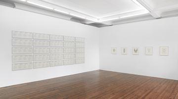Contemporary art exhibition, Hanne Darboven, Ruth Wolf-Rehfeldt, Zeichen der Zeit / Zeit der Zeichen / Sign of the Times / Times of the Sign at Sprüth Magers, London
