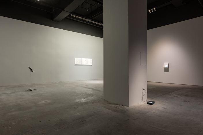 Exhibition view: Joyce Ho, NO ON, TKG+ (23 February–28 April 2019). Courtesy TKG+.