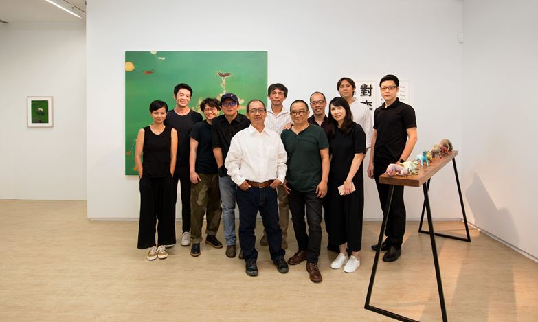 Exhibition view: Group Exhibition, Jōseki: The Contemporary elaboration of Classic formations of Art 對弈_往昔藝術的當代衍繹. Lin & Lin Gallery, Taipei (11 May–22 June 2019). Courtesy Lin & Lin Gallery.