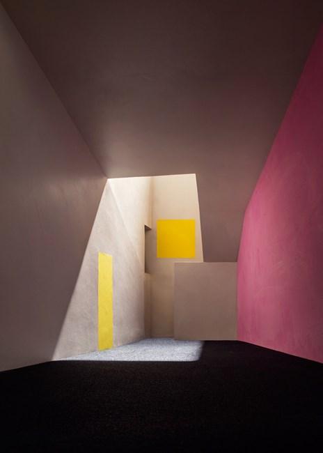 Vestibule by James Casebere contemporary artwork