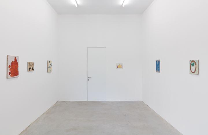 Exhibition view: Veerle Beckers, Bonanza, Kristof De Clercq Gallery (30 May–28 June 2020). Courtesy Kristof De Clercq Gallery.