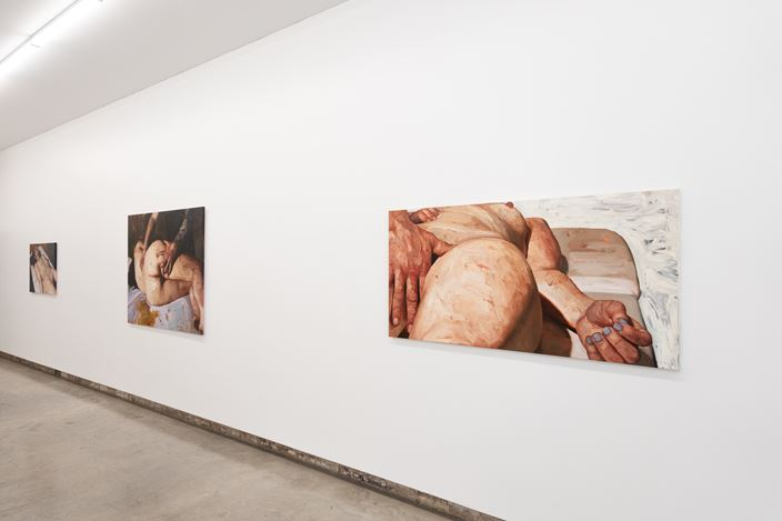 Exhibition view: Solomon Kammer, Cause and Effect, Yavuz Gallery, Sydney (4—27 February 2021). Courtesy of the artist and Yavuz Gallery.
