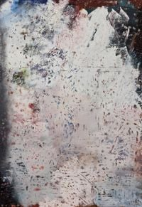Triangle Relations Gradually Changing No. 1 by Xie Nanxing contemporary artwork painting