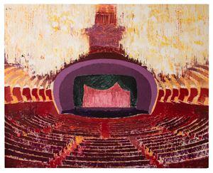 Teatro Regio, Piazza Castello 215, Turin by Enoc Perez contemporary artwork