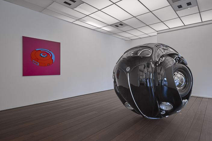 Exhibition view: Group Exhibition, In Times of Plenty: The Shape of Things Today, Reflex Amsterdam, Amsterdam (7 July–4 September 2018). Courtesy Reflex Amsterdam.