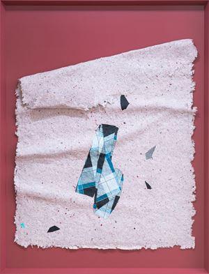 Flux Matter(s): August by Marita Hewitt contemporary artwork painting, works on paper, sculpture