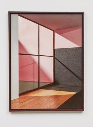 Reception Room by James Casebere contemporary artwork