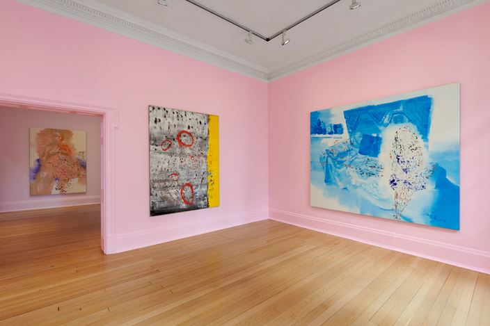 Exhibition view: Xie Nanxing, A Gift Like Kung Pao Chicken, Thomas Dane Gallery, London (5 June–27 July 2019).© Xie Nanxing. Courtesy the artist and Thomas Dane Gallery. Photo: Ben Westoby.