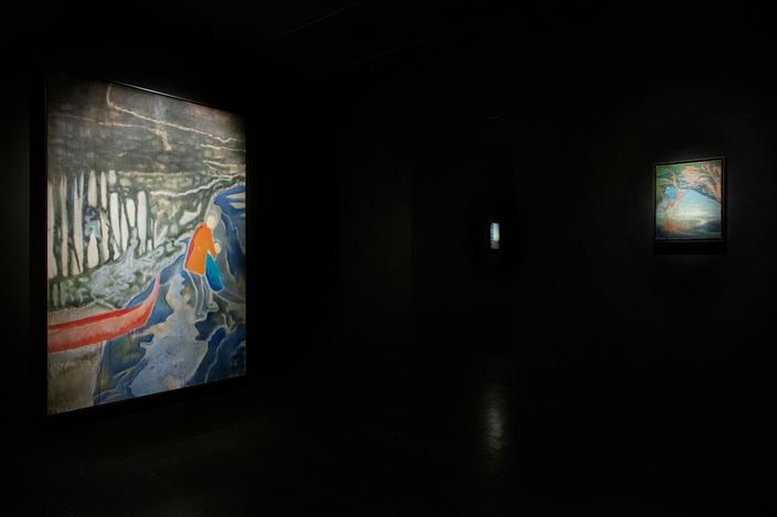 Exhibition view: Henry Shum, Vortices, Empty Gallery, Hong Kong (26 September–21 November). Courtesy Empty Gallery.