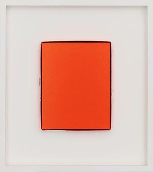 Photo box-lid, Agfa 8 x 10 - 2 by Shaun Waugh contemporary artwork