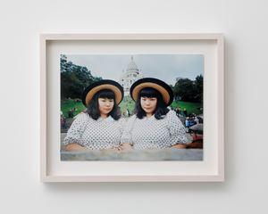 sacre coeur/paris/2017 by fumiko imano contemporary artwork