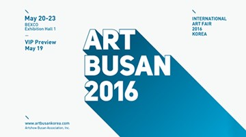 Contemporary art exhibition, Art Busan 2016 at Choi&Lager Gallery, Seoul