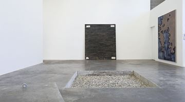 Contemporary art exhibition, Tjalling de Vries, unmersion at Jonathan Smart Gallery, Christchurch