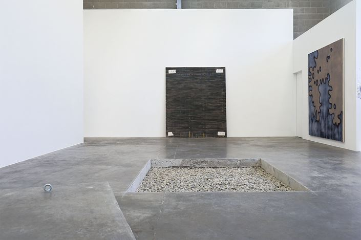 Exhibition view: Tjalling de Vries, unmersion, Jonathan Smart Gallery, Christchurch (13–31 October 2020). Courtesy Jonathan Smart Gallery.