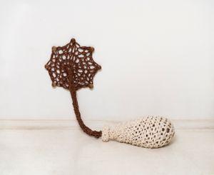 Umbigo Ventre, Fruto Arte by Ernesto Neto contemporary artwork