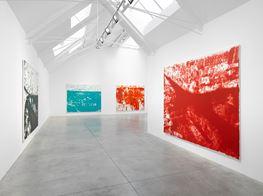 "Liu Xiaodong<br><em>Weight of Insomnia</em><br><span class=""oc-gallery"">Lisson Gallery</span>"