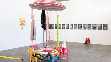 Contemporary art exhibition, Judy Darragh, Snow in Hawaii at Jonathan Smart Gallery, Christchurch, New Zealand