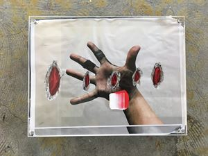 Revision #15 by Madara Manji contemporary artwork
