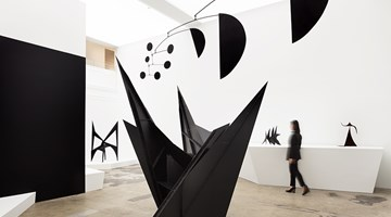 Contemporary art exhibition, Alexander Calder, Calder: Nonspace at Hauser & Wirth, Los Angeles