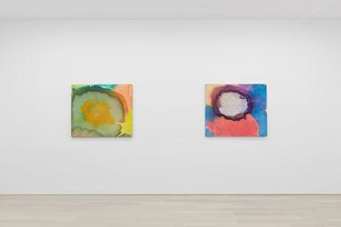 Exhibition view: Vivian Springford, Almine Rech Gallery, New York (12 September–20 October 2018). Courtesy Almine Rech Gallery.