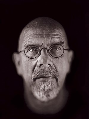 A Couple of Ways of Doing Something by Chuck Close contemporary artwork photography