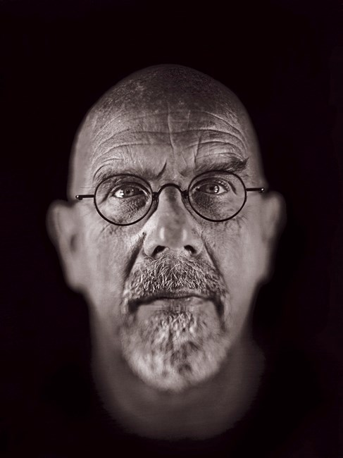 A Couple of Ways of Doing Something by Chuck Close contemporary artwork