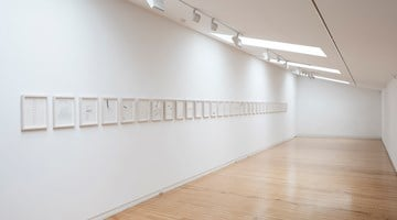 Contemporary art exhibition, David Shrigley, Drawings at Two Rooms, Auckland