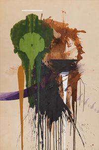 Sinner/Saint by Elizabeth Neel contemporary artwork painting
