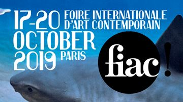 Contemporary art exhibition, FIAC Paris 2019 at Perrotin, Paris