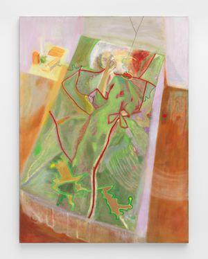 Map by GABRIELLA BOYD contemporary artwork
