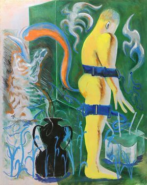 Tight Intelligence by Kaito Itsuki contemporary artwork