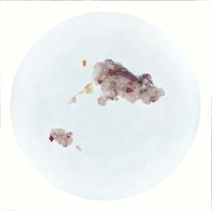 Stain L2 by Zhu Yu contemporary artwork