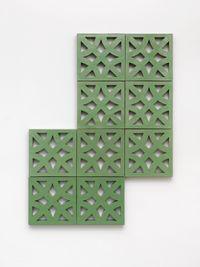Framework by Bettina Pousttchi contemporary artwork sculpture, ceramics