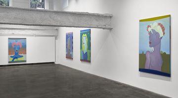 Contemporary art exhibition, Barbara Nessim, Stargirl at Malin Gallery, New York
