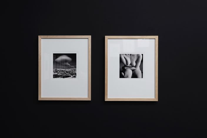 Exhibition view: Michael Kenna, Nudes & Landscapes, Galerija Fotografija, Ljubjana (11 February–20 May 2020). CourtesyGalerija Fotografija.