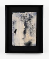 glimpse V by Alexandra Karakashian contemporary artwork painting, works on paper