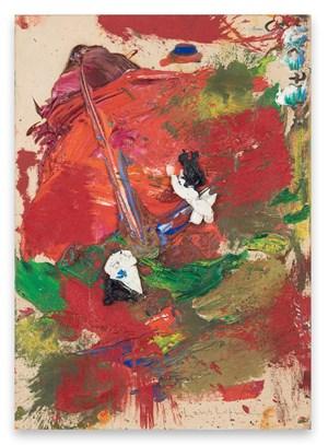 [Untitled] by Hans Hofmann contemporary artwork