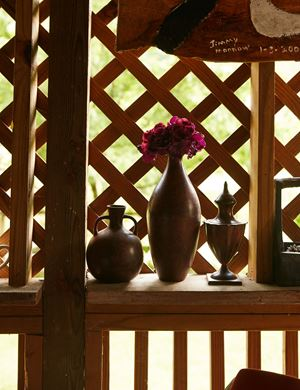 Jimmy Marrow's Porch by Roe Ethridge contemporary artwork photography