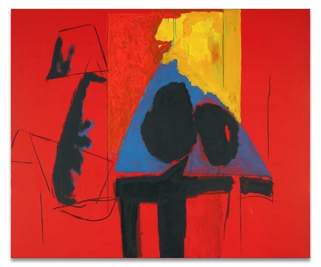The Studio by Robert Motherwell contemporary artwork