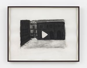 Italy by Luc Tuymans contemporary artwork painting, works on paper, drawing