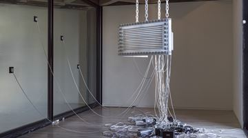 Contemporary art exhibition, Philippe Parreno, Manifestations at Esther Schipper, Berlin