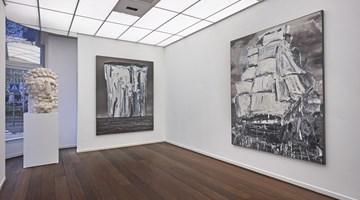 Contemporary art exhibition, Marcus Harvey, Shipbuilding - New Works at Reflex Amsterdam, Netherlands