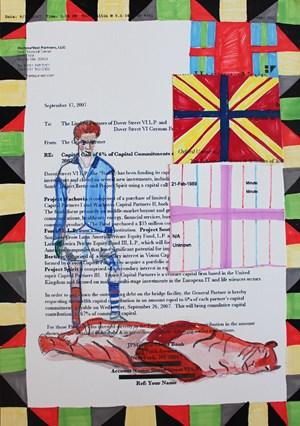 Prince + Prey by Carla Busuttil contemporary artwork