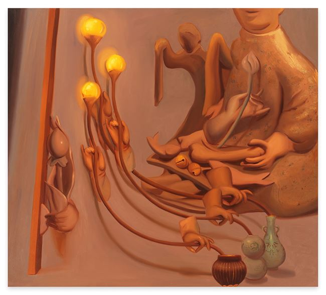 Handbell by Dominique Fung contemporary artwork