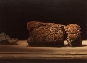 Sigrun's Bread (The New Romantic) by Hynek Martinec contemporary artwork